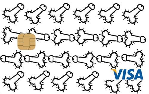Mano Visa (electron)