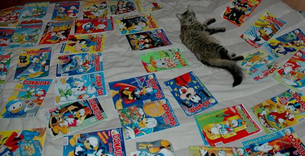 Donaldas ir kiti arba Mickey Mouse