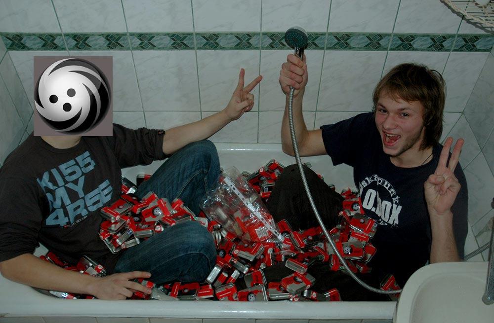 ežiai mano vonioje