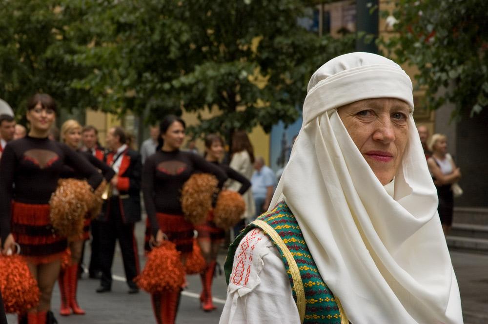 dainų šventė: kultūrinis gražus bardakas