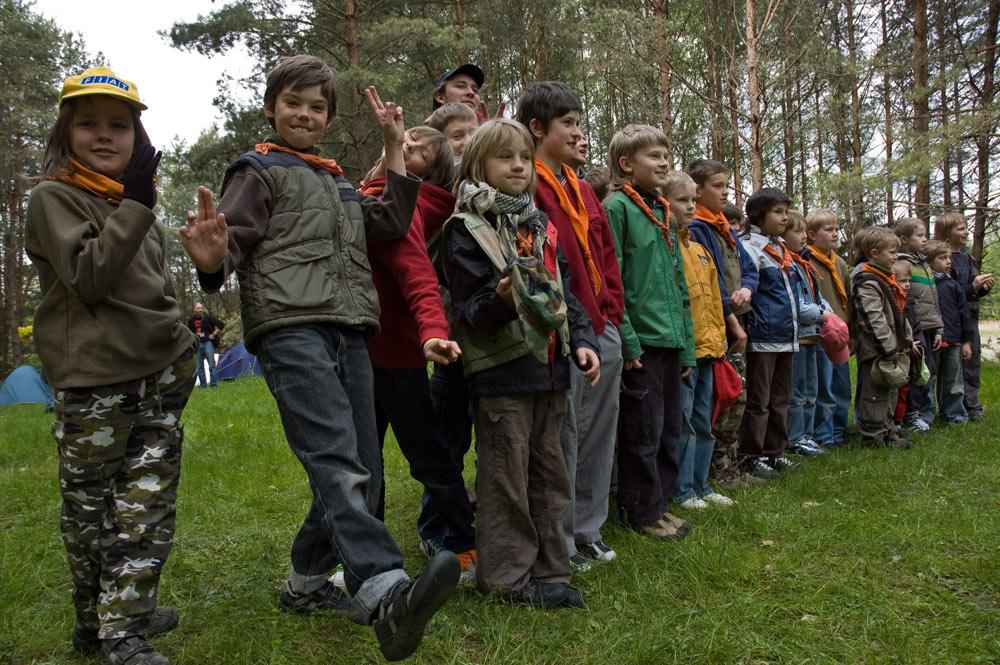 laukiniai Lietuvos miškuose