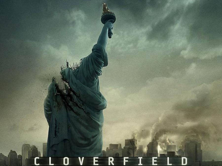 Cloverfield – Projektas Šūdas