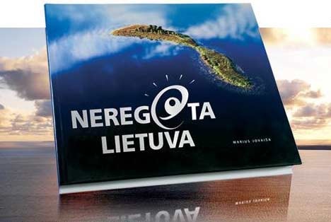 "albumas ""Neregėta Lietuva"""