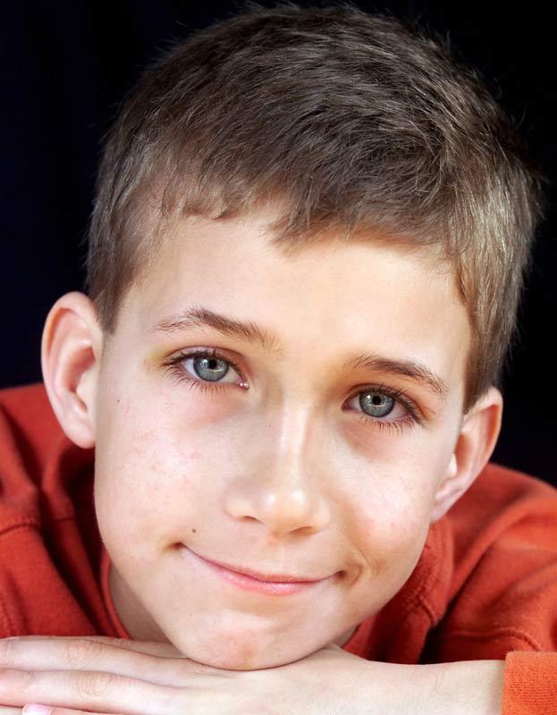 gražūs žmonės: Ryan Hreljac