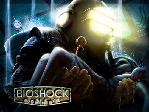 povandeninis Bioshock