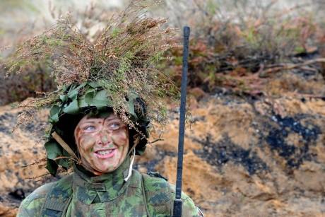 žaislinė Lietuvos kariuomenė