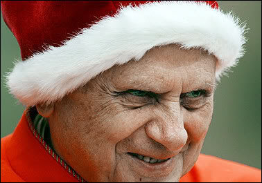 popiežiui Ratzingeriui artėja paskutinioji