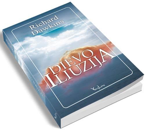 "Richard Dawkins ""Dievo iliuzija"" prekyboje"