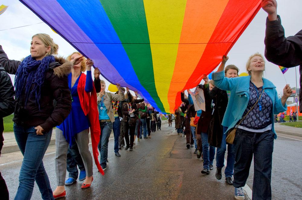 homoseksualų (arba gėjų) eitynės