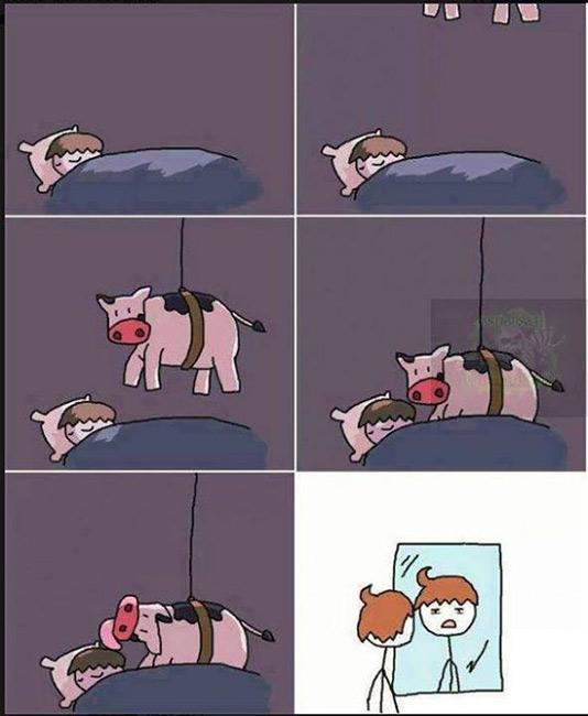 cow-hair