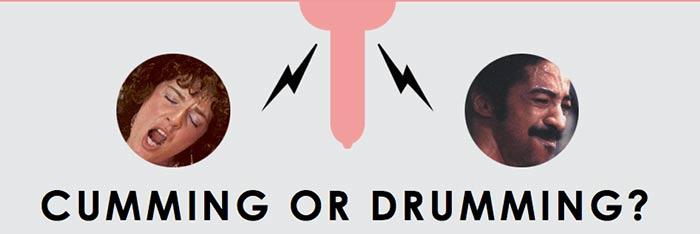 cumming-drumming