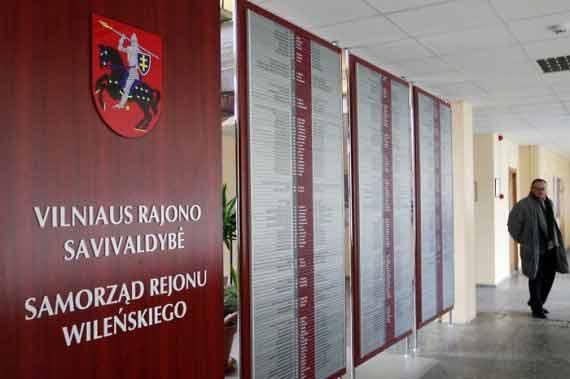 lenkai grobia Lietuvą