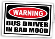autobusų parkas dalina nuobaudas?