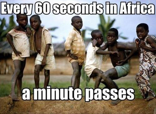 every-second-in-africa