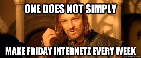 penktadienio internetai #35