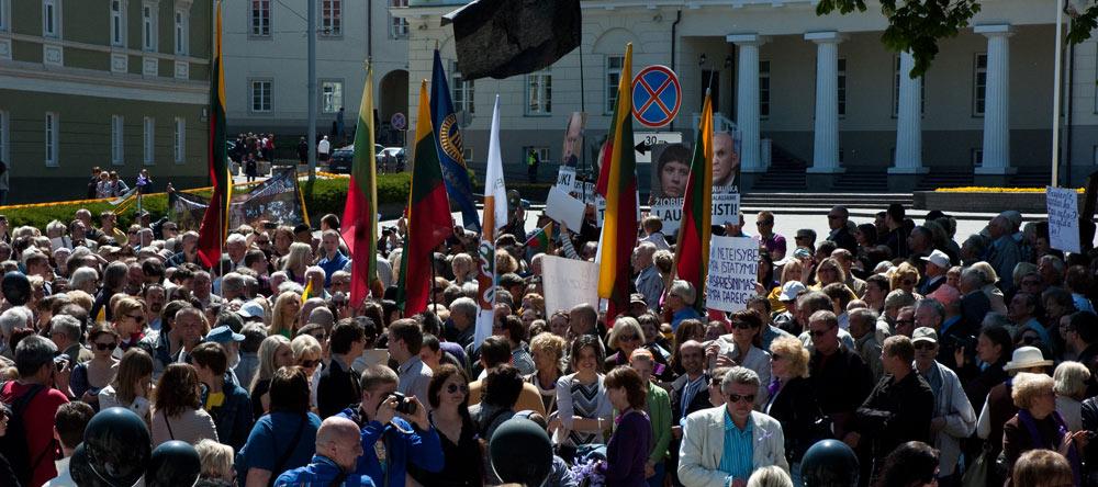 kaip kedofilai Vilniuje už teisibę kovojo