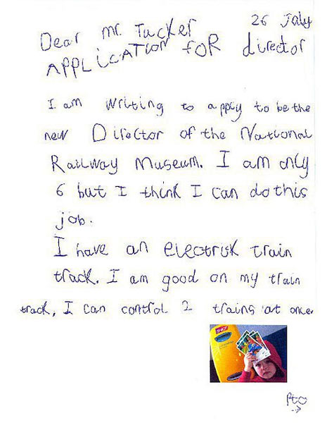šešiametis britas tapo muziejaus direktoriumi