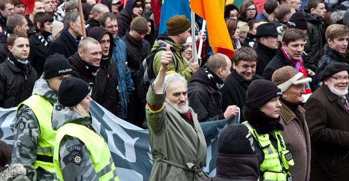 iššūkių metai nacionalistams ir tautininkams