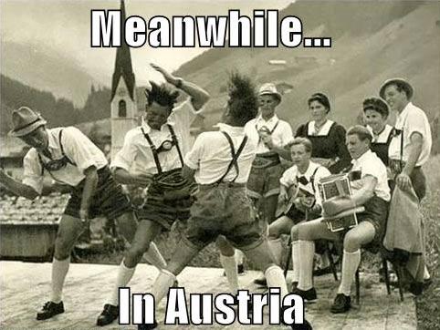 austrai yra labai protinga tauta
