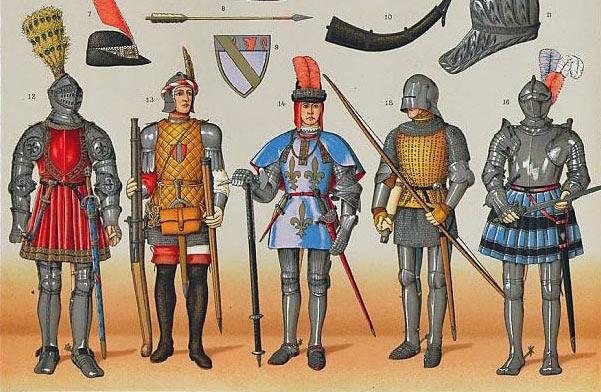 viduramžių gyventojai rausiasi į šviesą