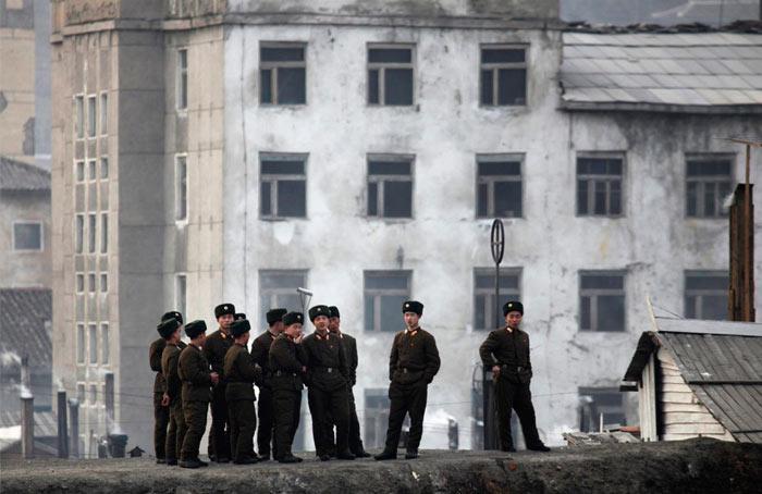 Šiaurės Korėja arba kaip aš džiaugiuosi savo gyvenimu