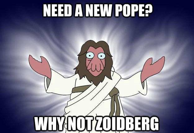pope-zoidberg