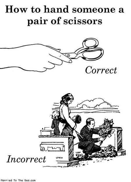 scissors-handling