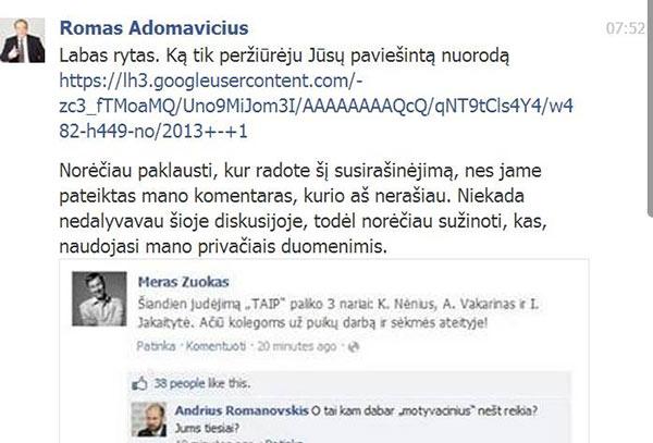 zuokas-fb-adomavicius
